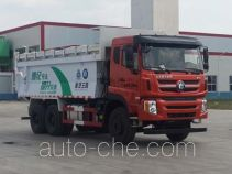 Docking garbage compactor truck Sinotruk CDW Wangpai