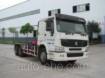 Yunhe Group detachable body garbage truck CYH5250ZXXZZ