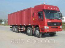 Beiyue box van truck DTZ5310XXY