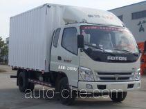 Weitaier box van truck FJZ5040XXY