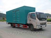 Weitaier box van truck FJZ5081XXY