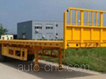 Weitaier flatbed trailer FJZ9380TP