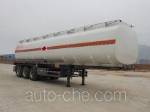 Weitaier flammable liquid tank trailer FJZ9400GRY