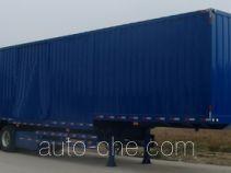 Weitaier box body van trailer FJZ9400XXY