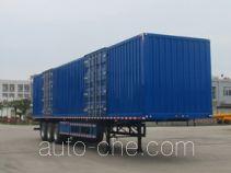 Weitaier box body van trailer FJZ9403XXY