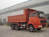 Yutian dump truck HJ3250