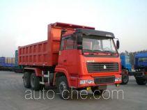 Yutian dump truck HJ3252