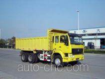 Yutian dump truck HJ3253