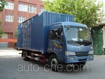 Yutian box van truck HJ5160XXY