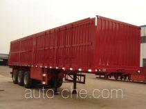 Yutian box body van trailer HJ9400XXY