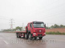 Yuanyi flatbed dump truck JHL3310P