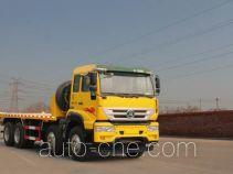 Yuanyi flatbed dump truck JHL3311PN32ZZG