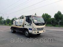 Yuanyi sewage suction truck JHL5040GXWE