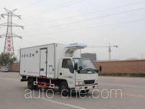 Yuanyi mobile seismic station JHL5040XYQ