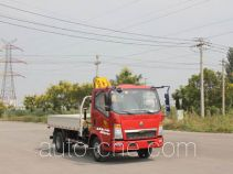 Yuanyi truck mounted loader crane JHL5047JSQD34ZZ