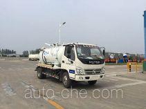 Yuanyi sewage suction truck JHL5071GXWE