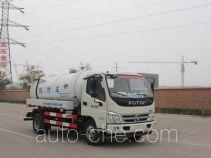 Yuanyi sewage suction truck JHL5080GXW