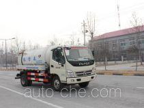 Yuanyi sewage suction truck JHL5080GXWE