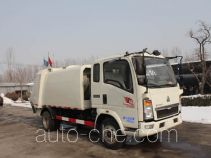 Yuanyi garbage compactor truck JHL5080ZYS