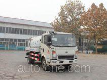 Yuanyi sewage suction truck JHL5081GXW