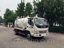 Yuanyi sewage suction truck JHL5081GXWE