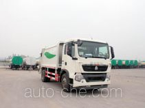 Yuanyi garbage compactor truck JHL5160ZYSE