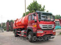 Yuanyi sewage suction truck JHL5161GXWM47ZZA