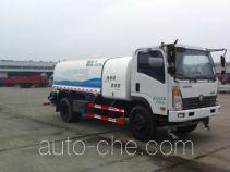Yuanyi electric sprinkler truck JHL5162GSSEV