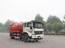 Yuanyi sewage suction truck JHL5164GXWK45ZZ