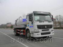 Yuanyi sewer flusher and suction truck JHL5167GQWM46ZZ