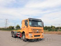 Yuanyi detachable body garbage truck JHL5250ZXXE