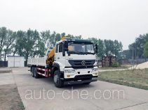 Yuanyi truck mounted loader crane JHL5251JSQE