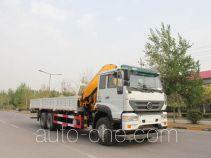 Yuanyi truck mounted loader crane JHL5251JSQM57ZZG