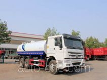 Yuanyi sprinkler machine (water tank truck) JHL5252GSSE