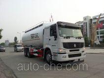 Yuanyi low-density bulk powder transport tank truck JHL5257GFLM46ZZ
