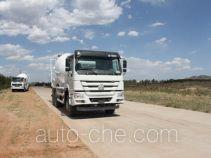 Yuanyi concrete mixer truck JHL5257GJBN40ZZ