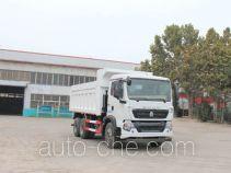 Yuanyi dump garbage truck JHL5257ZLJN38ZZG