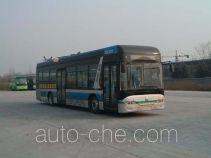 Huanghe electric city bus JK6129GBEV