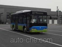 Huanghe electric city bus JK6806GBEV