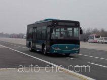 Huanghe electric city bus JK6806GBEV1
