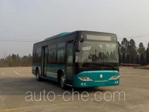Huanghe electric city bus JK6806GBEV2
