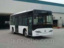 Huanghe electric city bus JK6856GBEV