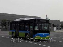 Huanghe electric city bus JK6856GBEVQ2