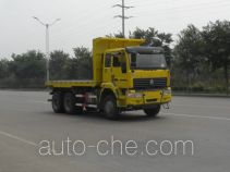 Luye flatbed dump truck JYJ3253