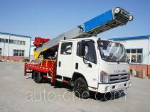 Luye aerial work platform truck JYJ5040JGK