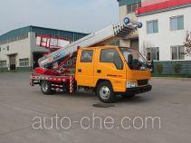 Luye aerial work platform truck JYJ5040JGKE