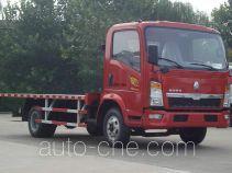 Luye flatbed truck JYJ5040TPB