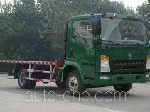 Luye flatbed truck JYJ5040TPBD
