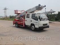 Luye aerial work platform truck JYJ5041JGKD