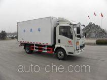 Luye refrigerated truck JYJ5047XLC